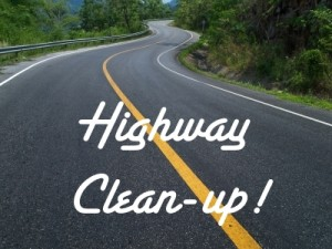 Highway Clean-up