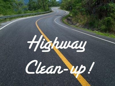 Highway Cleanup Report