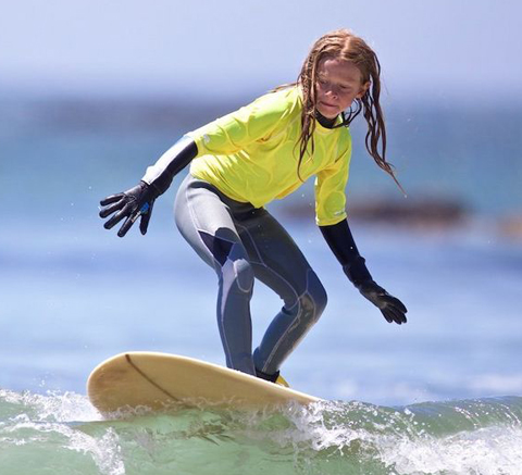 8th Annual Otter Rock 'n Roll Youth Surfing event!