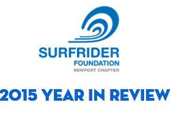 Newport Chapter 2015 Annual Review