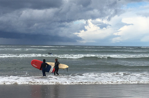 Protect and Enjoy – Youth score surf and stewardship at Otter Rock and Roll competition