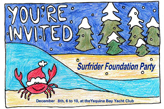 You're Invited – Surfrider Celebrates 2016!
