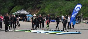 2018 Otter Rock and Roll Youth Surf Competition